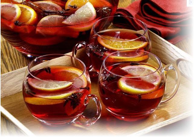горячительные напитки