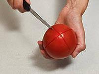 снять кожу с помидора для курицы по испански