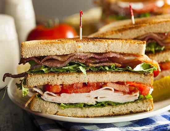 сэндвич-клаб как приготовить