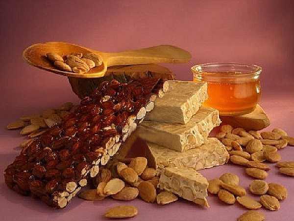 туррон испанская сладость