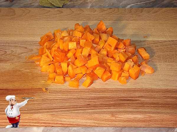 морковь для ухи