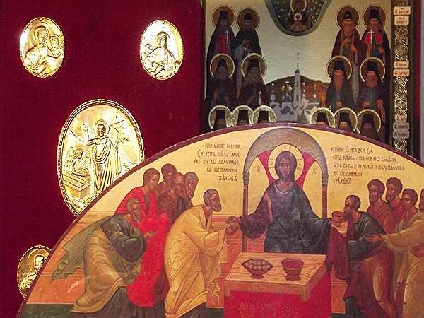 православная пасха евангелие