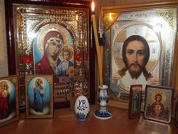 православная пасха иконы