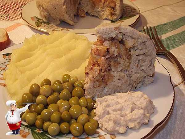 тельное из рыбы с картошкой