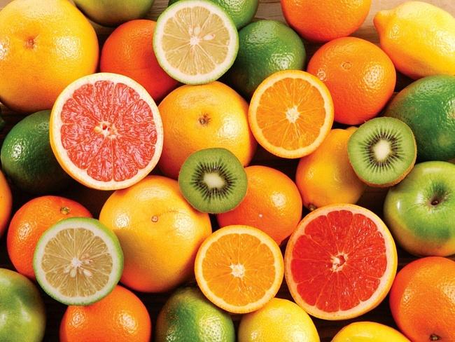 полезные цитрусовые