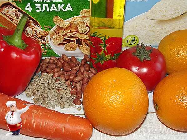 продукты полезные для кожи лица и тела
