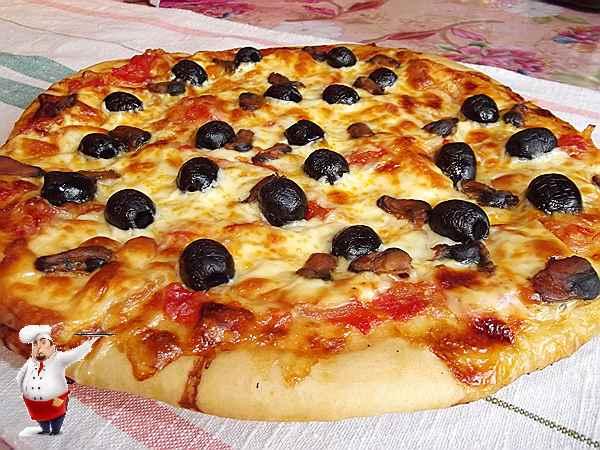 неаполитанская пицца в домашних условиях