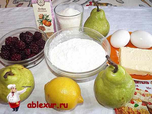 продукты для тарт татена