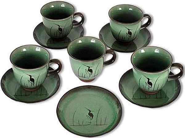 чашки для чайной церемонии