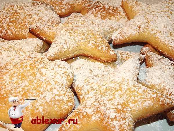 рецепт печенья на пиве