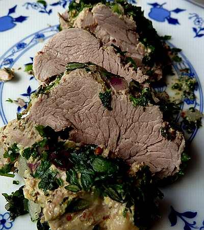 рецепт свинины в панировке в духовке