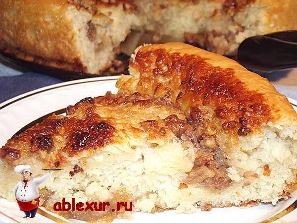 медовый пирог из дрожжевого теста