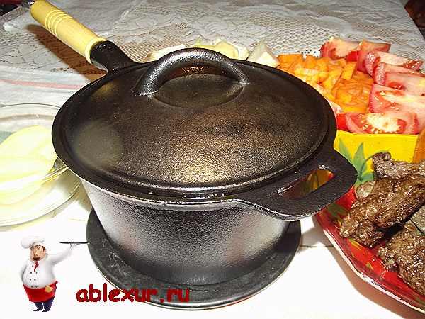 посуда для приготовления печень в духовке