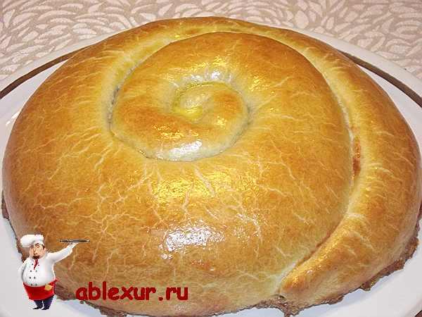 запеченный молдавский рулет в духовке