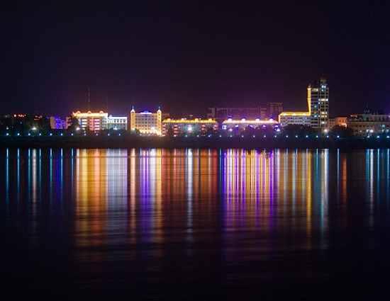 приграничный китайский город Хэйхэ