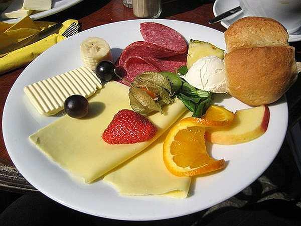 что нужно есть на завтрак чтобы быть здоровым