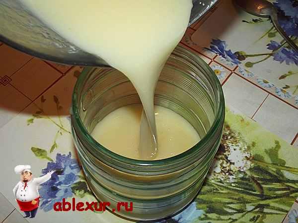 Как сделать сгущенное молоко дома рецепты