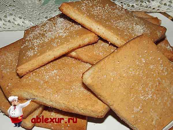как приготовить банановое печенье с медом