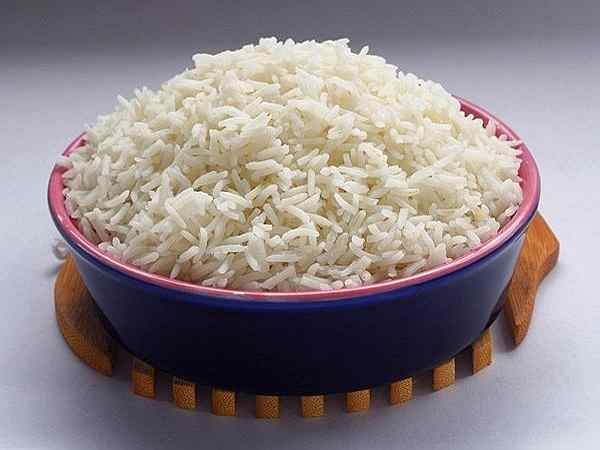 длиннозерный рис