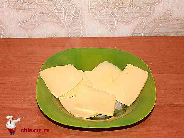 сыр для пиццы нарезанный ломтиками