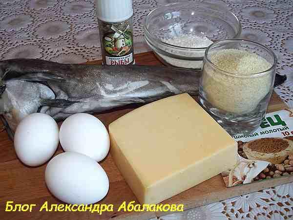 как приготовить филе трески