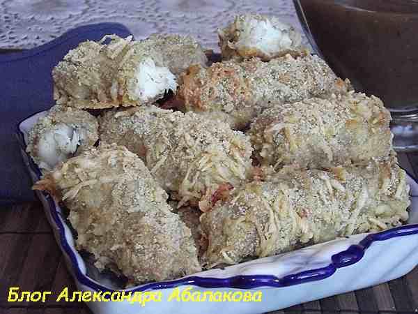 филе трески в кляре запеченное в духовке
