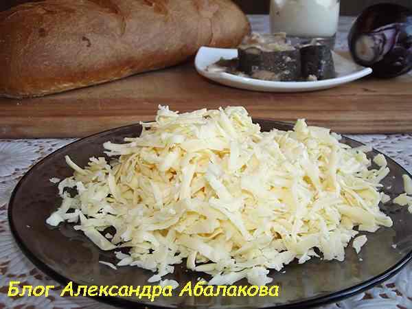 вкусные гренки с сыром