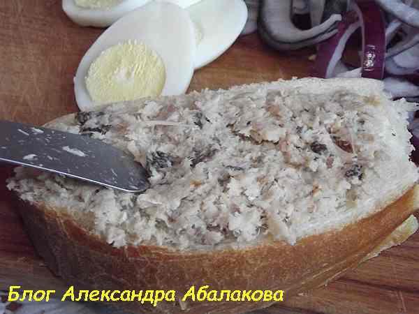 рецепт вкусных гренок