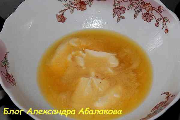 сливочное масло для кексов на сметане