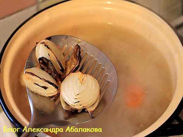 пошаговый рецепт с фото щей из свежей капусты