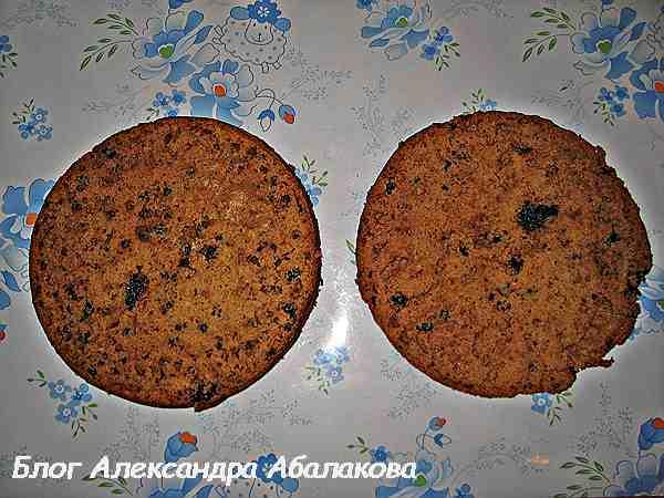 начинка для торта из сметаны и сахара рецепт
