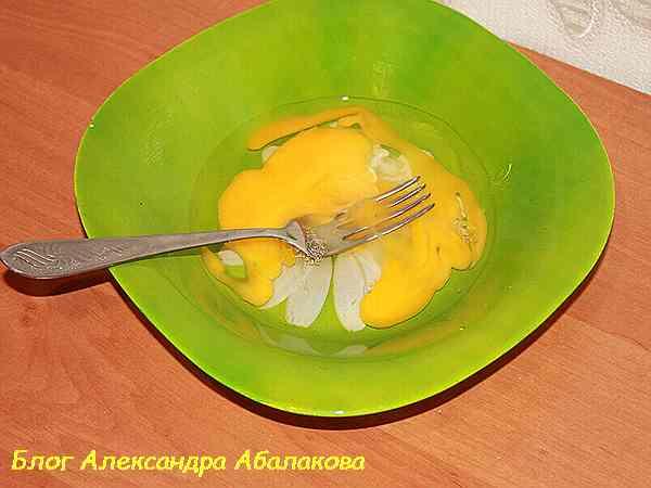 рецепт кляра для бризоль