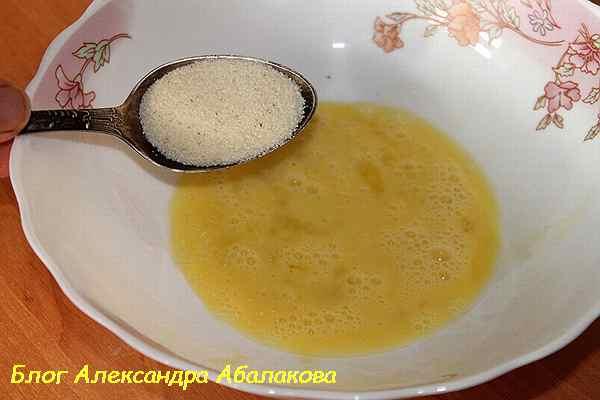 Как сделать тесто для клецок в суп 719