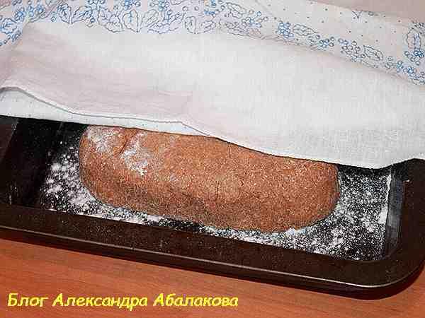 как приготовить пшеничный хлеб