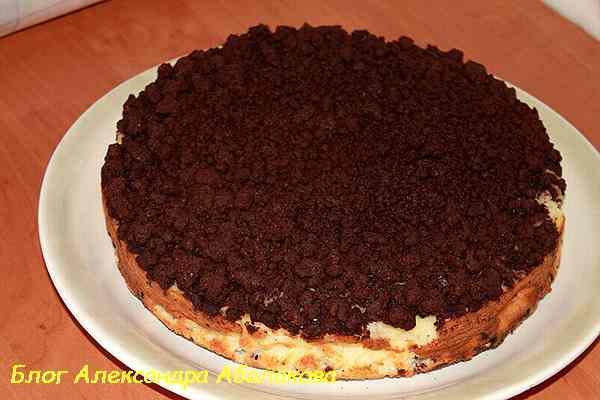 торт из творога в домашних условиях