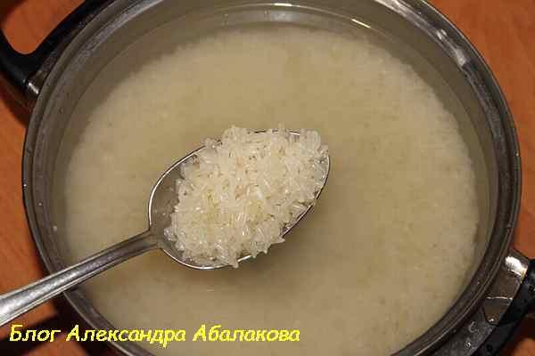 как приготовить рис с яйцом по-китайски