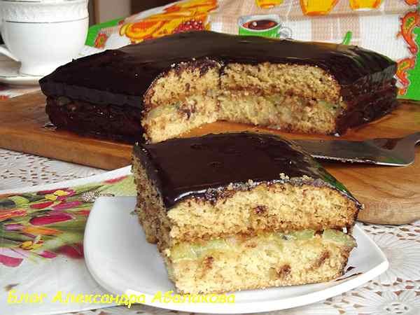 торт медовик рецепт классический