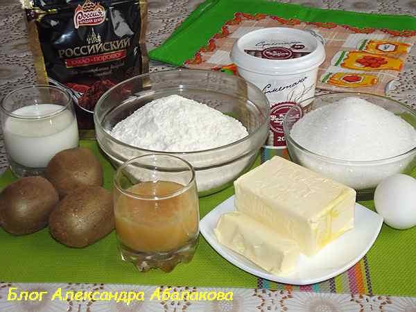 торт медовик со сметанным кремом рецепт с фото