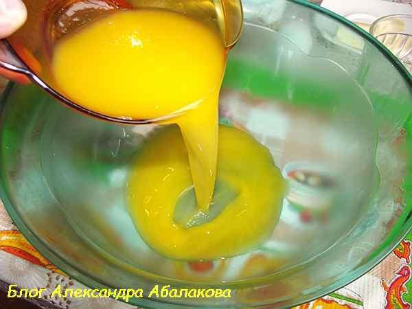 маргарин для медовых коржей