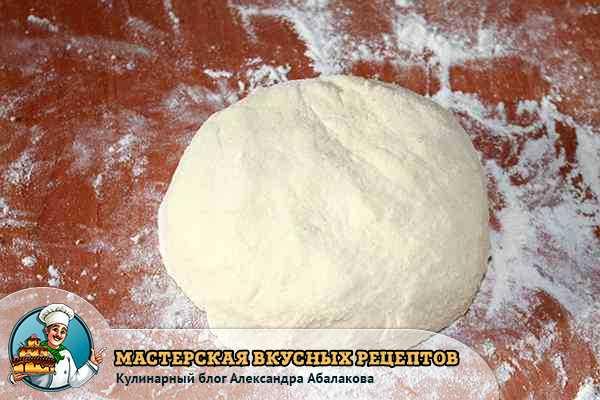 как приготовить тесто для вареников с манкой