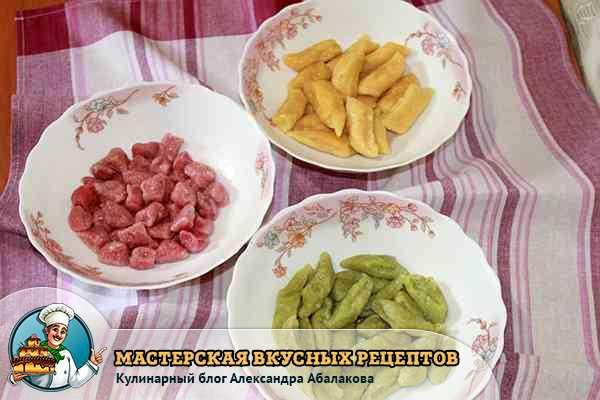 ленивые вареники для детей рецепт с фото
