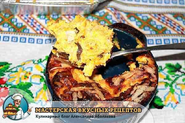 морковно-творожная запеканка в духовке
