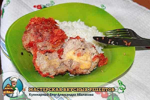 пошаговый рецепт с фото зраз из мяса