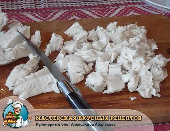салат малахитовый рецепт с фото пошагово