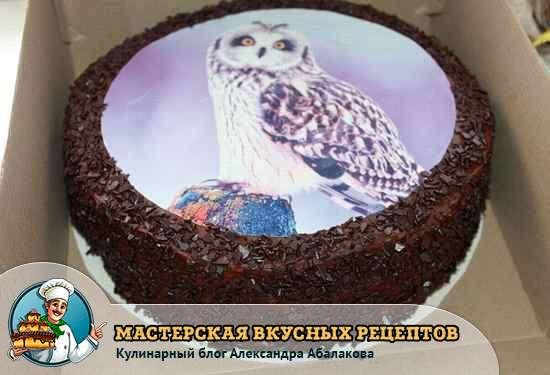 оригинальный торт принц