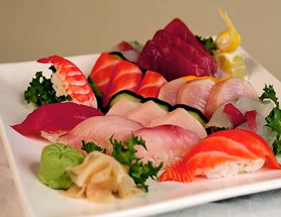 Морская рыба и морепродукты в рационе положительно влияют на здоровье человека