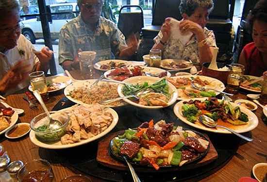 кулинарный этикет в Китае