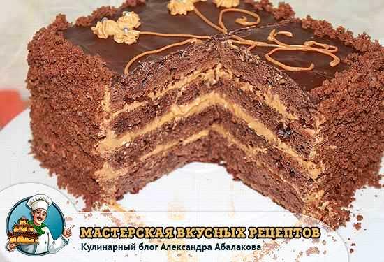 торт пеле рецепт