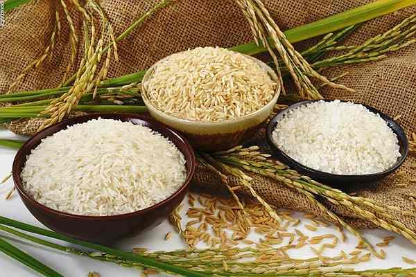 три чашки полезного риса