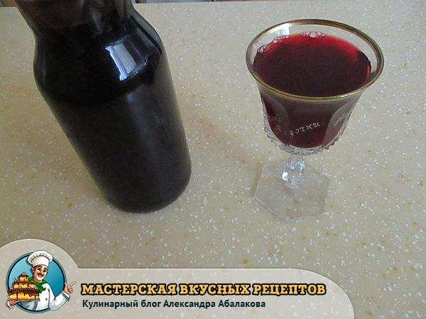 Как сделать вино из смородины